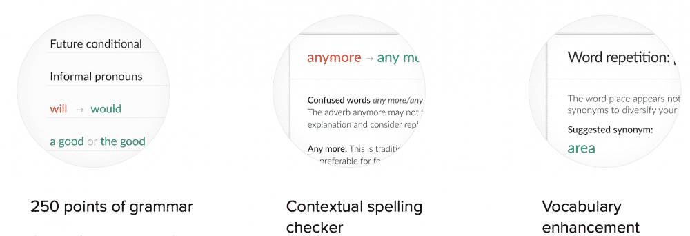 punctuation check